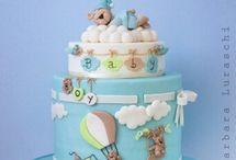 keresztelő torták