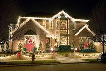 Christmas lights / by Stephanie Dykeman