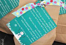 Snowman Gift Ideas