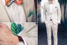 Individual Styles / Auch bei dem formellen Anzug gibt es Spielräume um die Individualität glänzen zu lassen