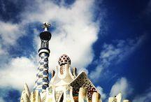 Gaudi y Barcelona