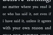 Wiser Words Were Never Spoken