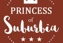 Princess Of Suburbia Fashion Line