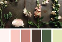 Colour ideas / Colour ideas for the magazine and for own inspiration
