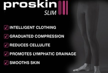 Proskins / This is the product in womens dreams: A pair of leggings that tackles cellulite, reduces fluid retention and improves lymphatic drainage simply by being worn. Introducing Proskins SLIM. / by Jacobs Corner
