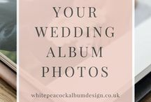 Wedding Tips / Top Tips about Wedding Albums and all other aspects of your big day!