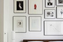 Gallery Walls To Stare At!
