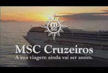 MSC Cruzeiros - Campanhas