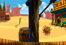 "IHK Western-Azubi-Animation ""Lucy"" / Productionart of Power-Toons. IHK-Köln-Clip"