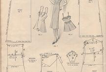 Sewing :: Free/Drafting