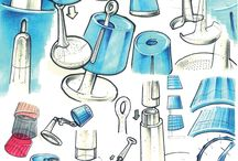 Product_Lighting_Concept Sketch