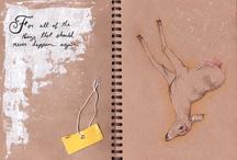 Art Journal / by Aimee Thompson