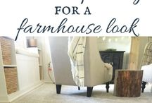 home decor flooring ideas and inspiration / flooring and ideas for a farmhouse aesthetic