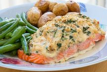 Savory Salmon Recipe Ideas / If you're in search of a mouthwatering meal, you've come to the right place! Whether you're entertaining a crowd, or simply cooking for one, any of these savory salmon recipes will make for a delicious dinnertime. The only trouble you'll have is deciding which is your favorite!