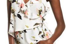Cute Summer Fashion / Cute fashion ideas/inspiration for the summer