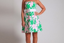Lilly Pulitzer Spring 2012 / by Vita Reed
