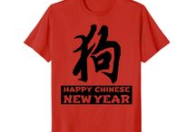 New Year Dog / This Board is for all people who celebrate Chinese new year.