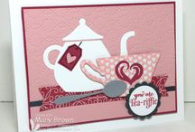 A nice cuppa  - stampin up