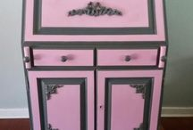 Cheeky Chalky Paint / Chalk paint projects made with Chalk Paint SA chalk paint