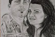 Moje hobby / Moje kresby