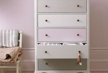Painted Chest Drawer