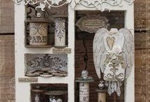 Shadow box  / by Vivien A