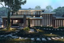 Architectural projects by BOOS architects / some pictures from our web site boos.su, WELCOME