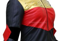 Harley Quinn Kiss This Injustice Gods Among Us Spikes Jacket / Harley Quinn Kiss This Injustice Gods Among Us Spikes Jacket is available at Slimfitjackets.co.uk at a discounted price with free shipping across UK, USA, Canada and Europe. For more visit: https://goo.gl/5eUiWP