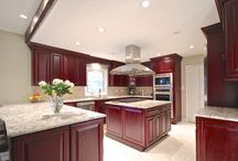 Kitchen Renovation in Woodbury, NY / We completed this Kitchen Renovation in the town of Woodbury, NY for Lowe's Home Improvement. The Clients were very happy with the work and the detail in their new kitchen.