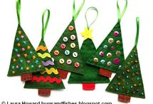 Christmas decorations & designs / by Linda McIntosh