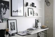 Work space / by Lea Halby