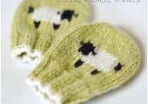 knitting/ Strikking
