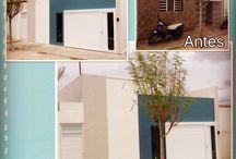 Carol Queiroga-  Arquitetura - Antes e Depois