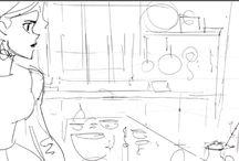 Storyboard & Animatics