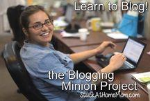 Blogging Minion Project
