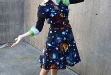 costumes / by Sydney Denman