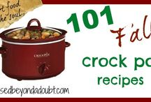Crockpot Recipes / by Kasey Hageman