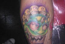 meus trabalhos / tattoos