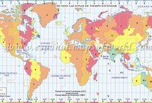 MapAs y viajes