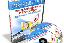 Adobe Elements Products I Love / Adobe Elements Video Tutorials - The Very Best For Beginners To Use And Master Any Version Of Adobe Elements Photo Editing Software (and in under 2 hours)