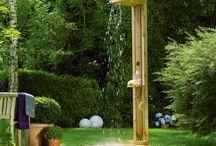 Garden showder
