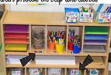 Preschool Art Center