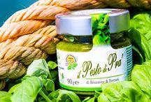Il piacere della Pasta / Pasta, sughi e tutto ciò che serve per un ottimo primo piatto all'italiana.
