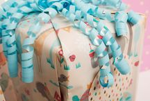 Gift Wrap! / Some of our favourite images from our gift wrap range.