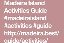 Madeira Island Activities Guide / Madeira Island has many sports and leisure activities to offer during your stay on the island. Moreover, the islands are well known for its mild climate throughout the year, its rare nature, majestic scenery, spectacular mountains. With such diverse and magnificent natural spaces, you can choose a more calm activity, or awaken your adrenaline with extreme sports.   #madeiraisland #activities #guide http://madeira.best/guide/activities/