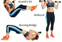 Ασκήσεις γυμναστικής που με ενδιαφέρουν