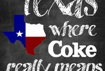 Texas is a whole other country! / by Peri Collins