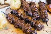 Shish kabobs recipes