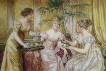 Tea time / by Marlena Lee
