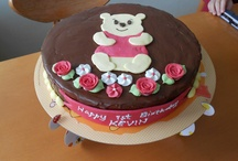 Cake for kiddies / Love this chocolate covered cakes
